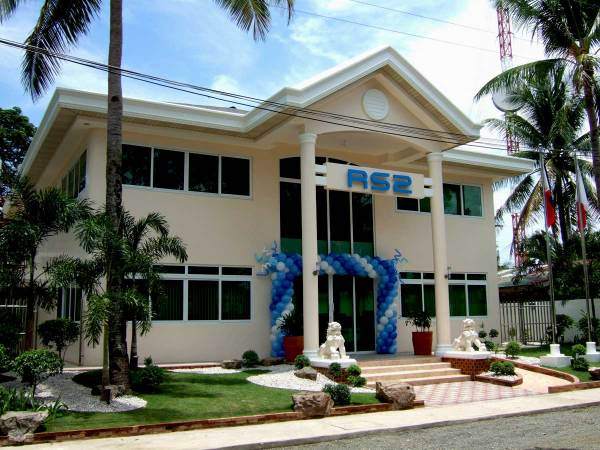 Grand Opening of RS2 Offices, Tigbauan, Iloilo, May, 2009