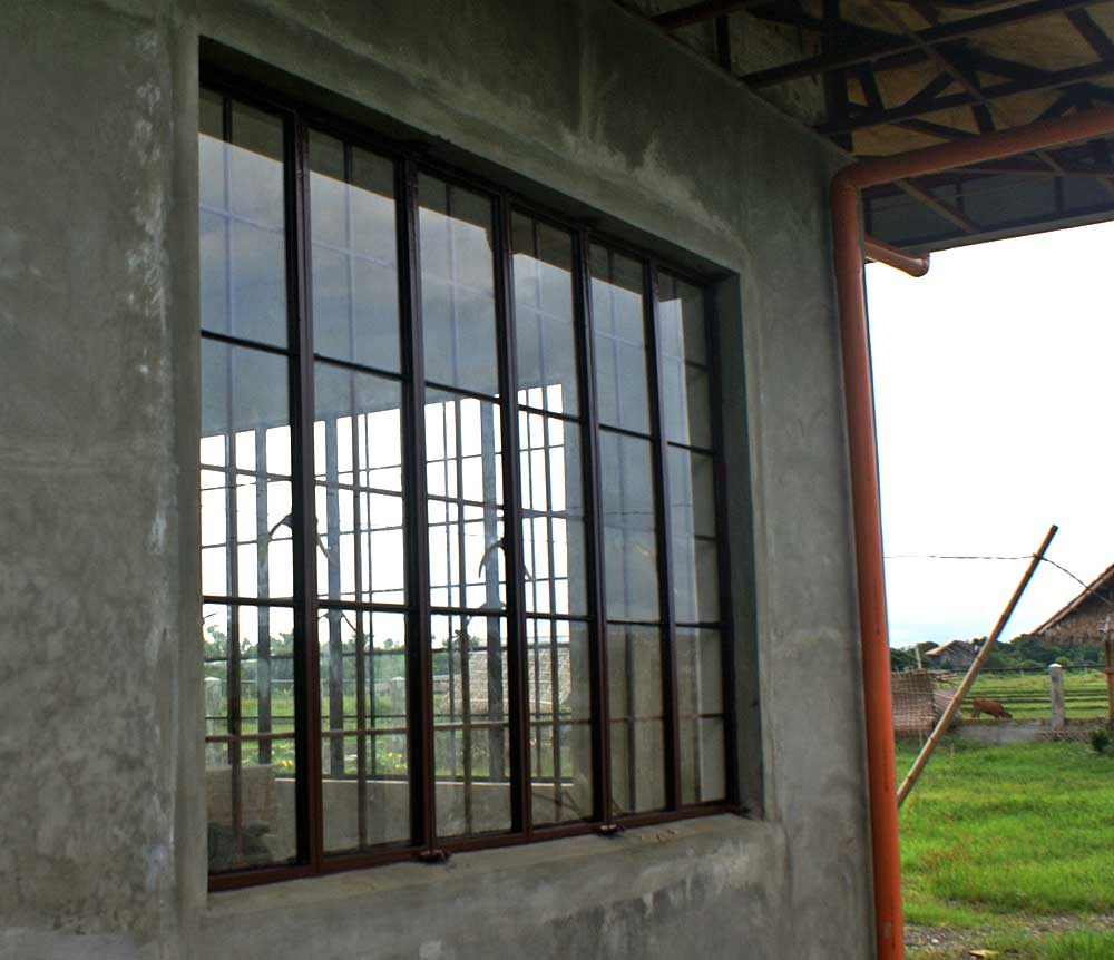 Our Philippine House Project Iloilo Glass Service My