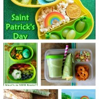 Quick Post Wednesday - St. Patrick's Day Lunch Roundup