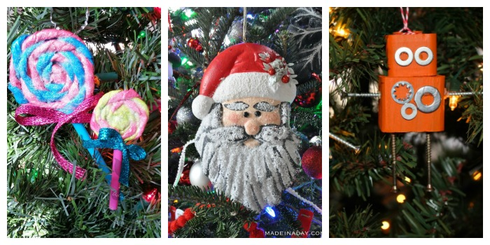 Crafty Christmas Ornaments 2