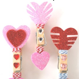Valentine's Day Blog Hop – Arrow Clips