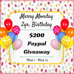 MM Giveaway