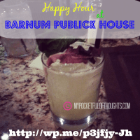 Happy Hour at Barnum Public House
