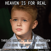 [ Movie Review ] Heaven is FOR REAL!