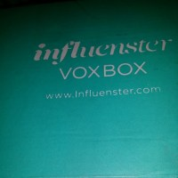 What's in my @Inflenster VowVoxBox ?