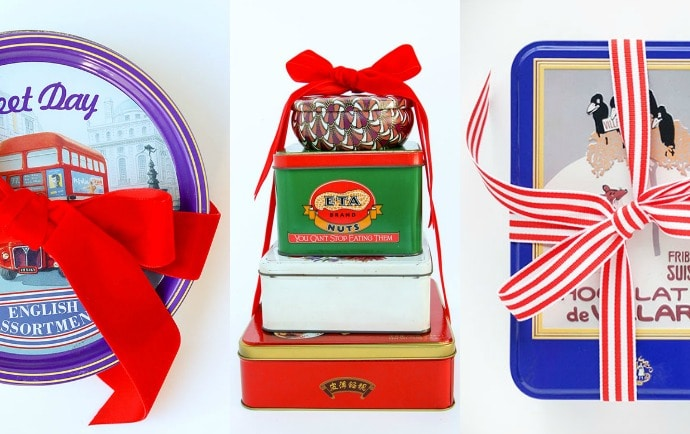 5 Unique Gift Ideas Inspired by Vintage Tins