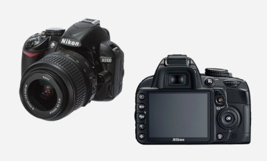 Nikon D3100 DSLR Camera Review