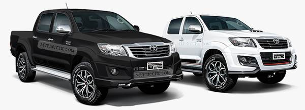 Toyota Hilux TRD Sportivo Double Cabin 2015 Price in