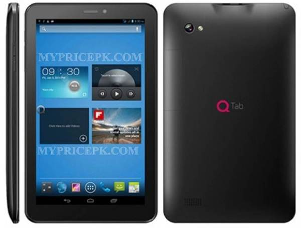 QTab Q1000 Price In Pakistan With Pics Specifications Reviews & Rate