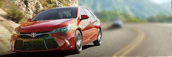 New Toyota Camry Atara SX Model 2016 Features Shape Launch Date Interior & Exterior Pictures