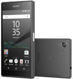 Sony Xperia Z5 Compact Mobile Features & Reviews Specifications Price In Pakistan
