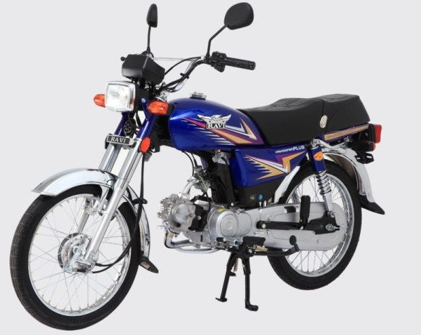 Ravi Humsafar Plus Bike Price & Features Specifications In Pakistan Reviews