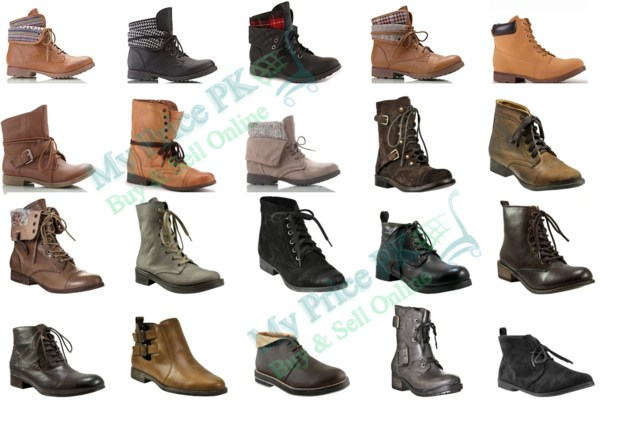 Barker Black Boots Collections For Winter 2016 New Arrivals Price In Pakistan Reviews