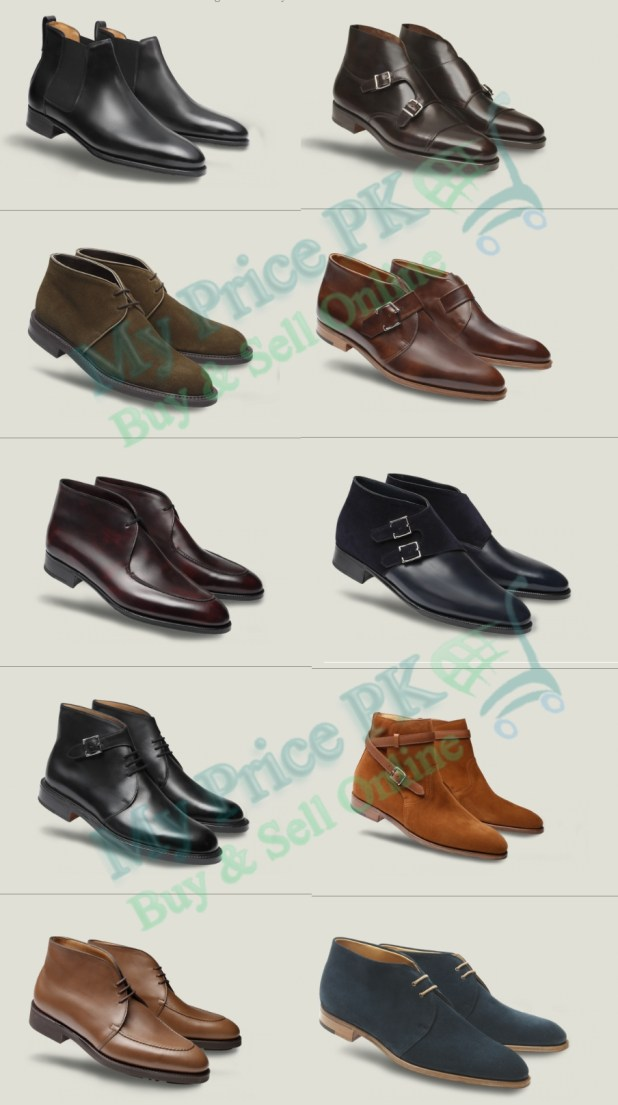 John Lobb Gents Boots New Arrivals For Winter 2016 Price