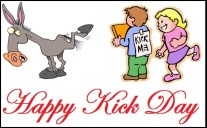What is Kick Day 2016 Celebrations Date SMS Messages Images Wishes Wallpapers