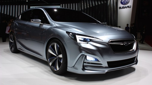 Subaru Legacy GT Turbo Sport Car New 2017 Model with Price Full Specs Features and Photos