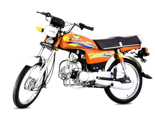 ZXMCO ZX 70cc 2017 Euro 2 Bike Shape Changes Price In Pakistan
