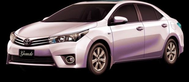 Latest Shape Toyota Altis Grande CVT-I 1.8 Model 2017 Price In Pakistan India UK