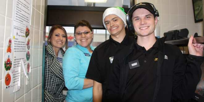 Arvest Partners with Mena McDonald's to 'Pay it Forward'