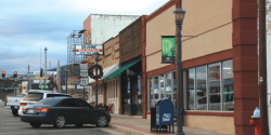 Revitalization Continues in Mena's Downtown