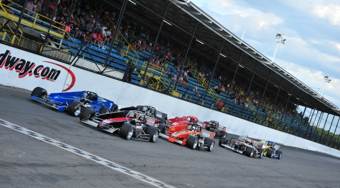Oswego Speedway Old-Timers Reunion Opens Retro Racing Program at Oswego Speedway on Saturday, August 6