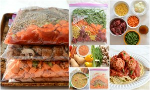 freezer meal pictures