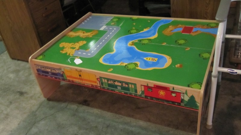 Large Of Thomas The Train Table