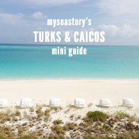TURKS & CAICOS (mini) GUIDE