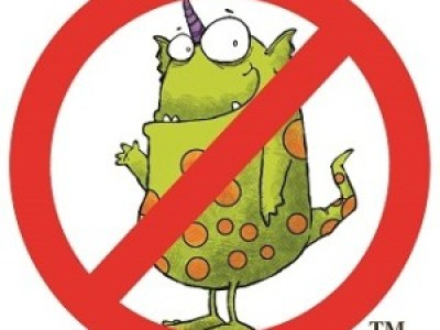 Say NO to the Worry Monster photo via Dr. Dan Peters