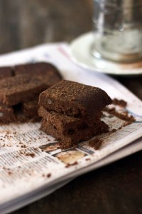 loving earth fudge brownies