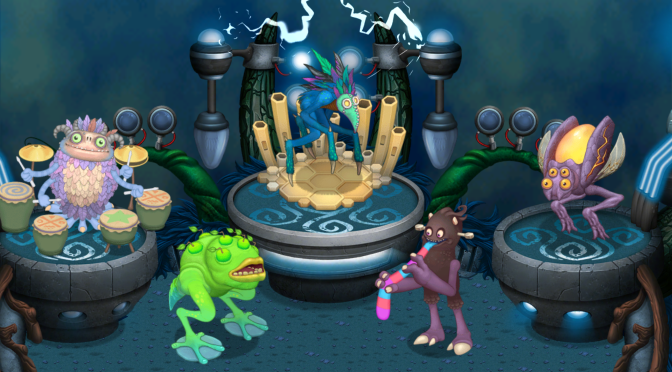 What is your favorite Wublin monster?