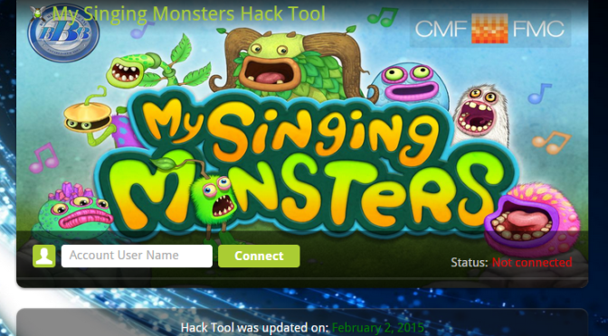 Hacking My Singing Monsters