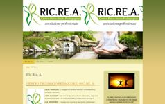Sito web RIC.RE.A