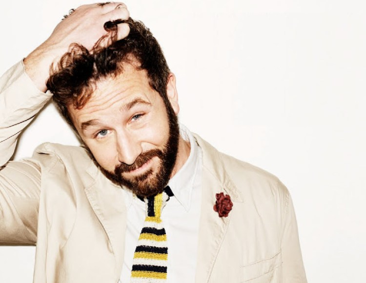 Top 20 Hottest Male Celebrities: Chris O'Dowd