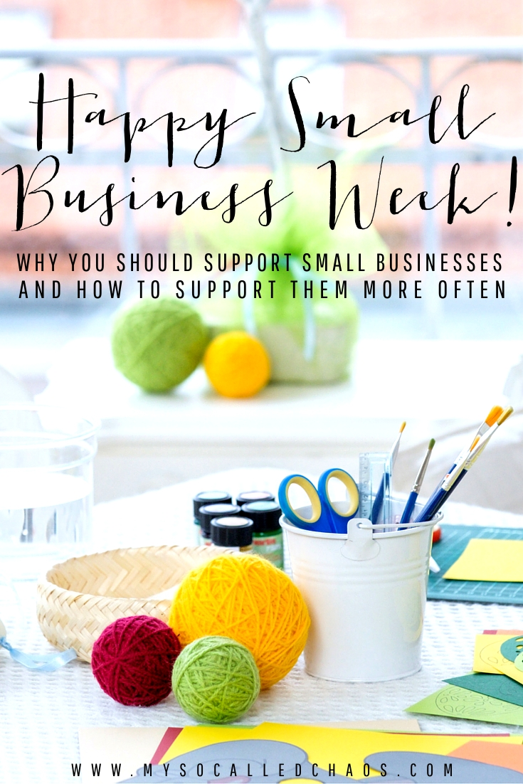 Why You Should Support Small Businesses and How to Support Them More Often