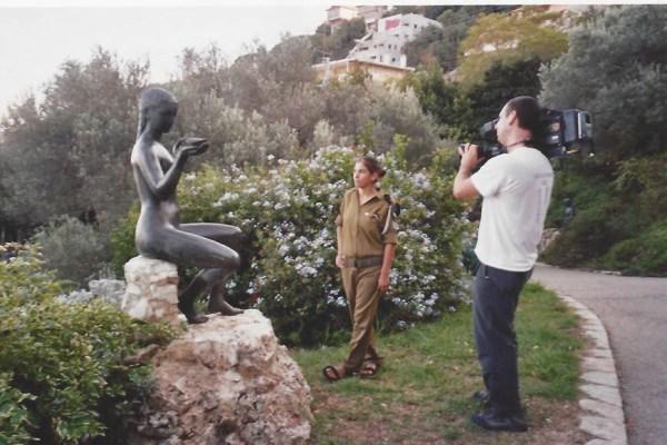JS films Adi sculpture garden