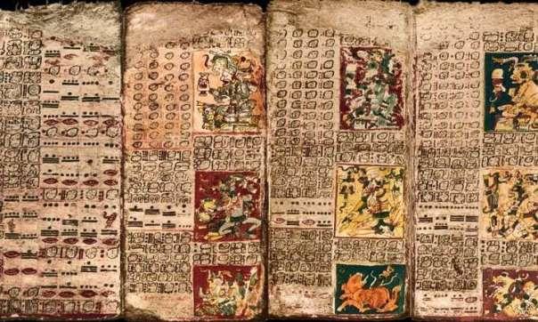 Prefacio de la Tabla de Venus (primer panel a la izquierda) y las primeras tres páginas. Crédito: Universidad de California, Santa Barbara.