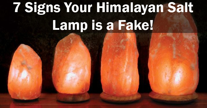 Himalayan Salt Lamp Benefits Fake : 7 Sure Signs That Your Himalayan Salt Lamp Is A Fake Mystical Raven