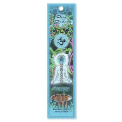 Ajna Stick Incense – Concentration and Intuition
