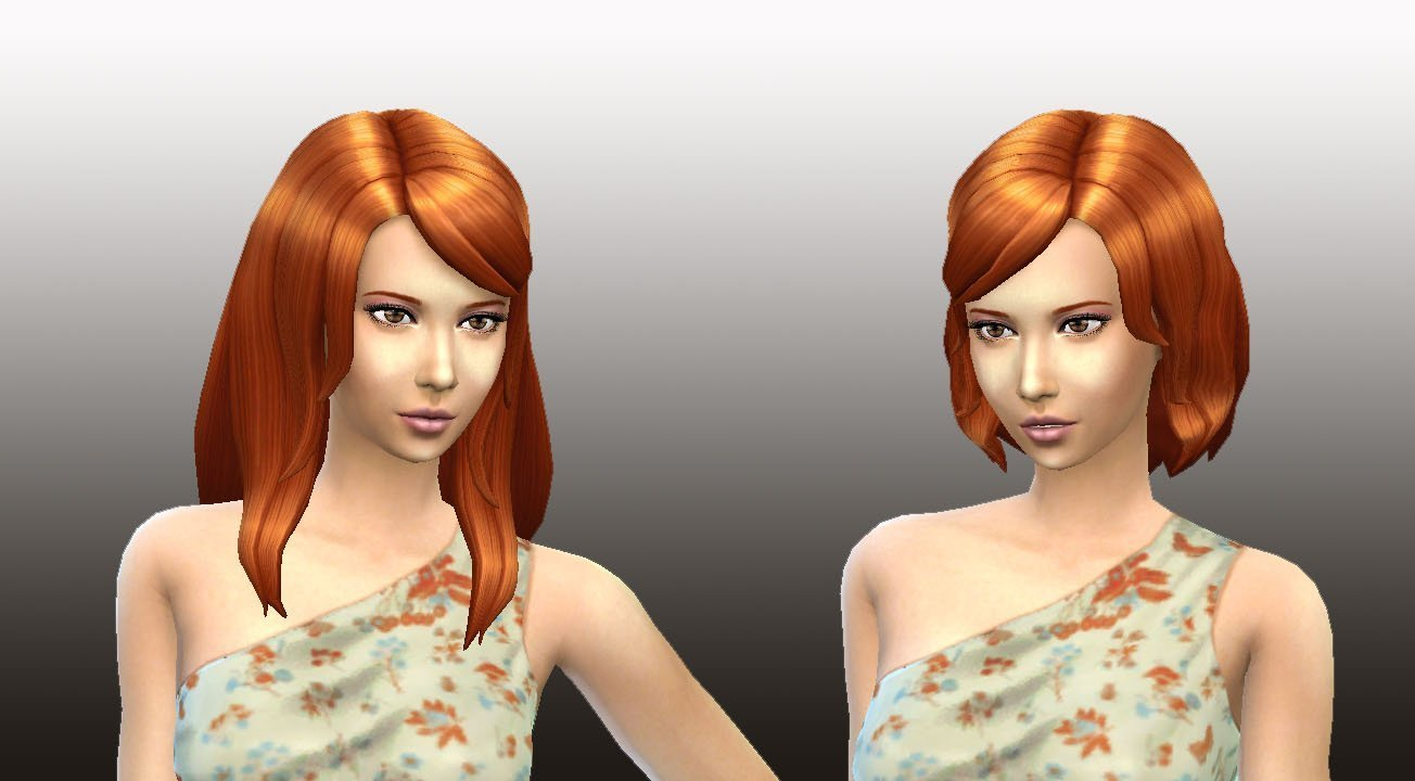 Modify Hair in Blender