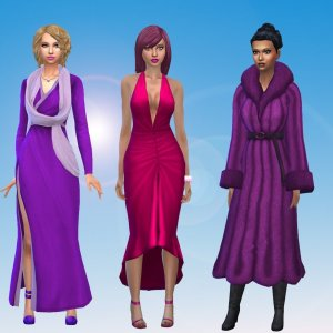 Female Body Clothes Pack 3