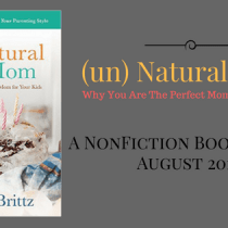 (un) Natural Mom, by Hettie Brittz. A sponsored book review by Keri at My Table of Three
