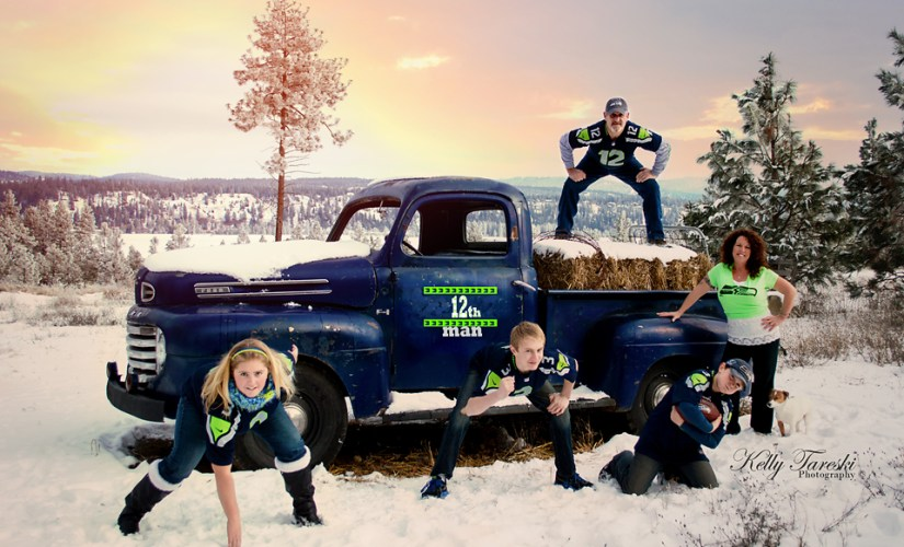 Truck 12th man FB WM