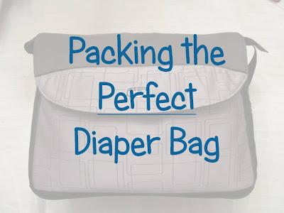 Twin Diaper Bag Checklist