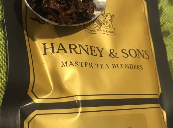 Tea Review – Harney and Sons Paris
