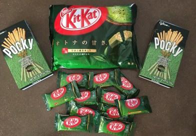 Giveaway | Green Tea Kit Kats | Green Tea Pocky