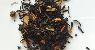 Tea Review : Angry Tea – Cherry Candy