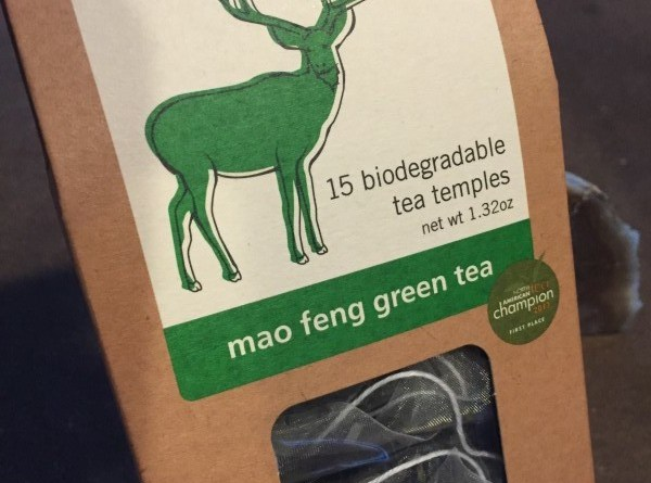Tea Review Tea Pigs Mao Feng Green Tea