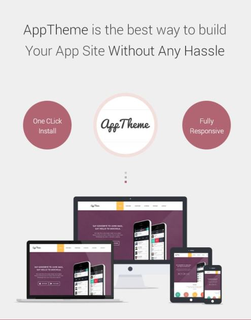 Wordpress Themes AppTheme