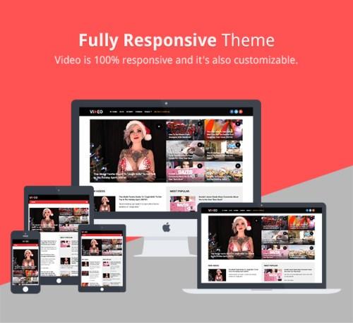 Wordpress Themes Video